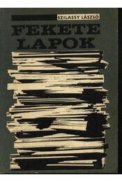 Fekete lapok - Régikönyvek