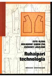 Ruhaipari technológia - Régikönyvek