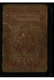 Humoreszkek (1895-1925) - Régikönyvek