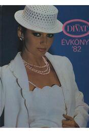 Ez a Divat Évkönyv '82 - Régikönyvek