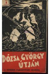 Dózsa György útján - Régikönyvek