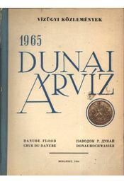 Dunai árvíz 1965. - Régikönyvek