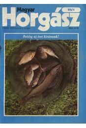 Magyar Horgász 1985. január-december - Régikönyvek