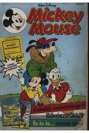 Mickey Mouse 1993/3 - Régikönyvek