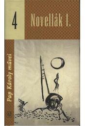 Novellák I. (Pap Károly) - Régikönyvek