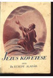 Jézus követése - Régikönyvek
