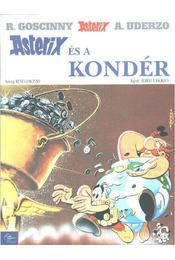 Asterix és a kondér - Régikönyvek