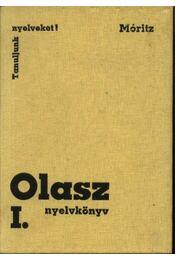 Olasz nyelvkönyv I. - Régikönyvek