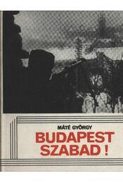 Budapest szabad! - Régikönyvek