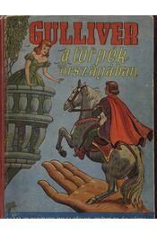 Gulliver a törpék országában - Régikönyvek