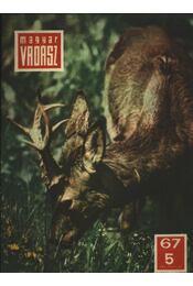 Magyar Vadász 1967/5. - Régikönyvek