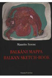 atirni - Balkáni mappa - Régikönyvek