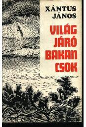 Világjáró bakancsok - Régikönyvek
