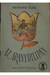 Az aranytulipán - Régikönyvek