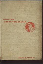 Sasok országában - Régikönyvek