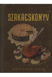 Szakácskönyv (1954) - Régikönyvek