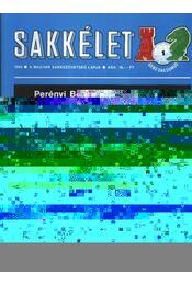 Sakkélet 1989. év (teljes) - Régikönyvek