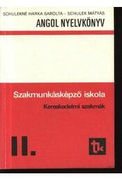 Angol nyelvkönyv II. - Kereskedelmi szakmák - Régikönyvek