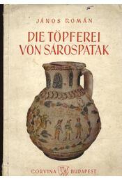 Die Töpferei von Sárospatak - Régikönyvek