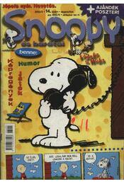 Snoopy és barátai 2003/5. 14. szám - Régikönyvek
