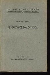 Az erkölcs dialektikája - Régikönyvek