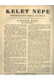 Kelet népe - VII. évfolyam 14. szám - Régikönyvek