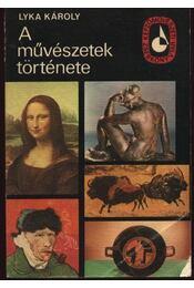 A művészetek története - Régikönyvek