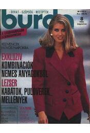 Burda 1992/8. augusztus - Régikönyvek