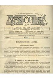 Yes-oui-si 25. - Régikönyvek