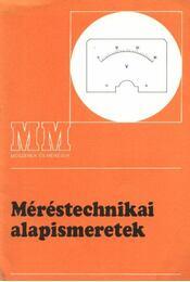 Méréstechnikai alapismeretek - Régikönyvek