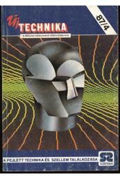 Új technika 87/4 - Régikönyvek