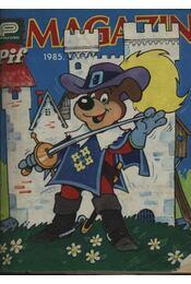 Pajtás Magazin 1985. - Régikönyvek