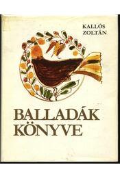 Balladák könyve - Régikönyvek