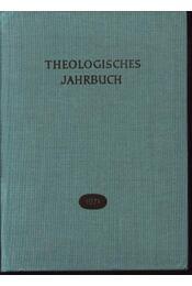Theologisches Jahrbuch 1971 - Régikönyvek