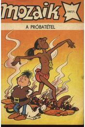 A próbatétel (Mozaik 1987/1.) - Régikönyvek