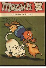 Kalandos találkozás (Mozaik 1977/2.) - Régikönyvek