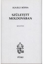 Született Moldovában - Régikönyvek
