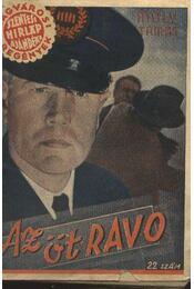 Az öt Ravo - Régikönyvek