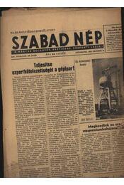 Szabad Nép 1956. október - Régikönyvek