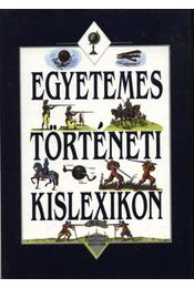 Egyetemes történeti kislexikon - Régikönyvek
