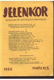 Jelenkor 1986. 3. szám - Régikönyvek