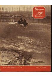 Magyar Horgász 1968 január-december - Régikönyvek