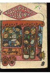 Kisdobosok Zsebkönyve 1987/88 - Régikönyvek