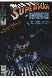 Superman és Batman 2000/1. 46. szám - Régikönyvek