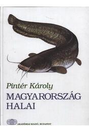Magyarország halai - Régikönyvek