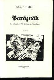 Paráznák - Régikönyvek