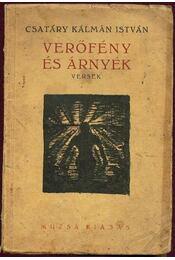 Verőfény és árnyék - Régikönyvek