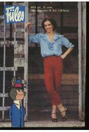 Füles 1985. évfolyam (teljes) - Régikönyvek