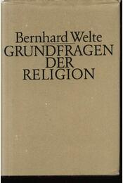 Grundfragen der Religion - Régikönyvek