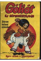 Góliát 1. szám 1986/1. - Régikönyvek